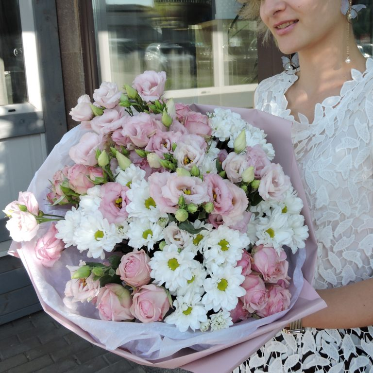 Букеты до 100 рублей минск, цветов доставкой через
