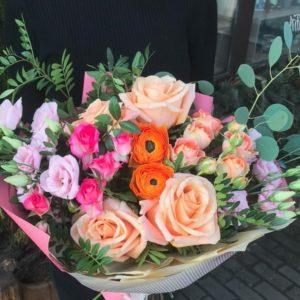 Цветы маме
