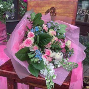 Цветочные букеты в Минске