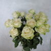 Роза белая Кения 3