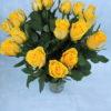Роза желтая Кения