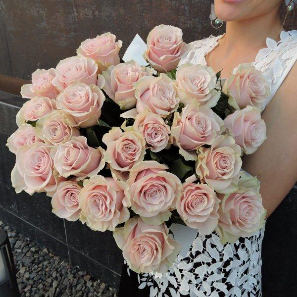 Букет из роз Мондиаль фото 2