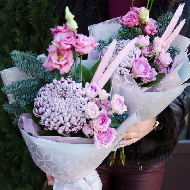 45, хризантема, роза куст, эустома, нобилис — копия