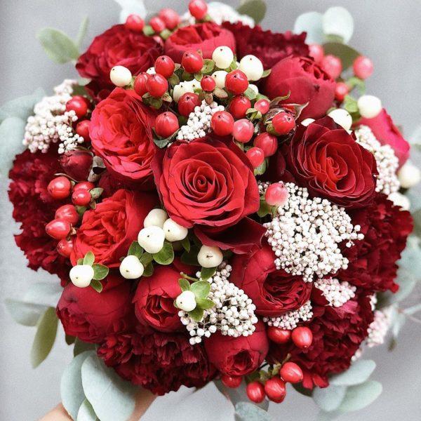 Букет невесты №13 фото2