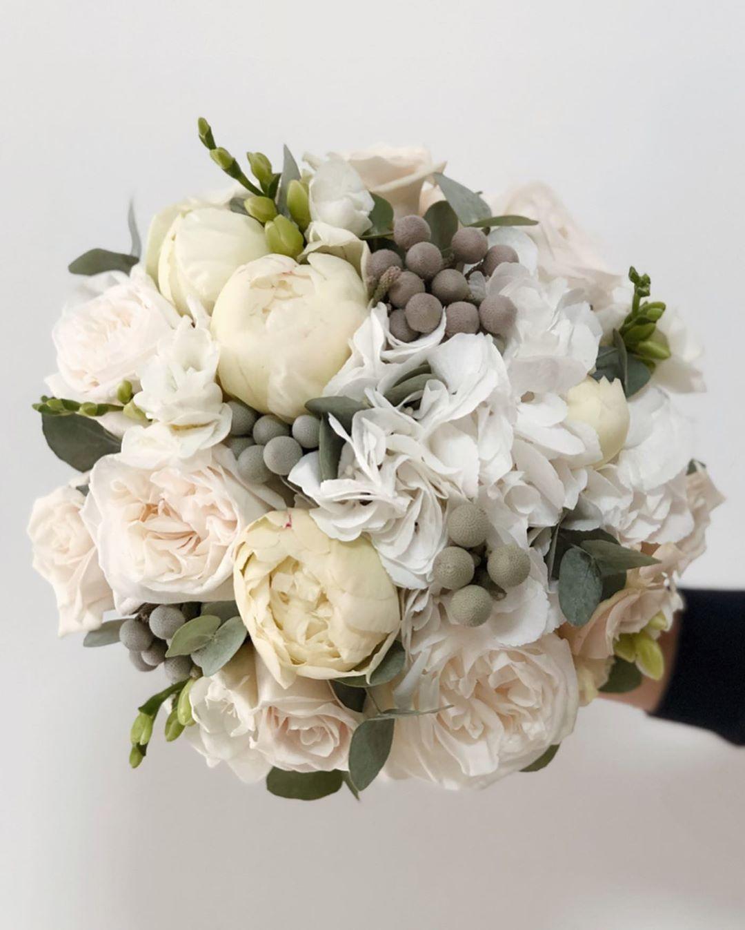 Букет невесты №15 фто21