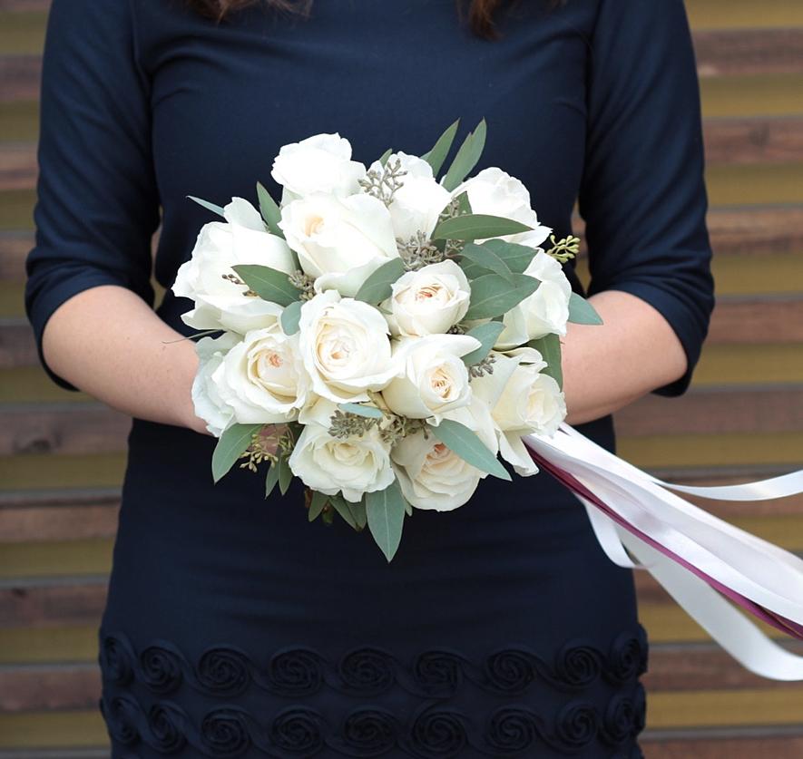 Букет невесты № 2 фото 2