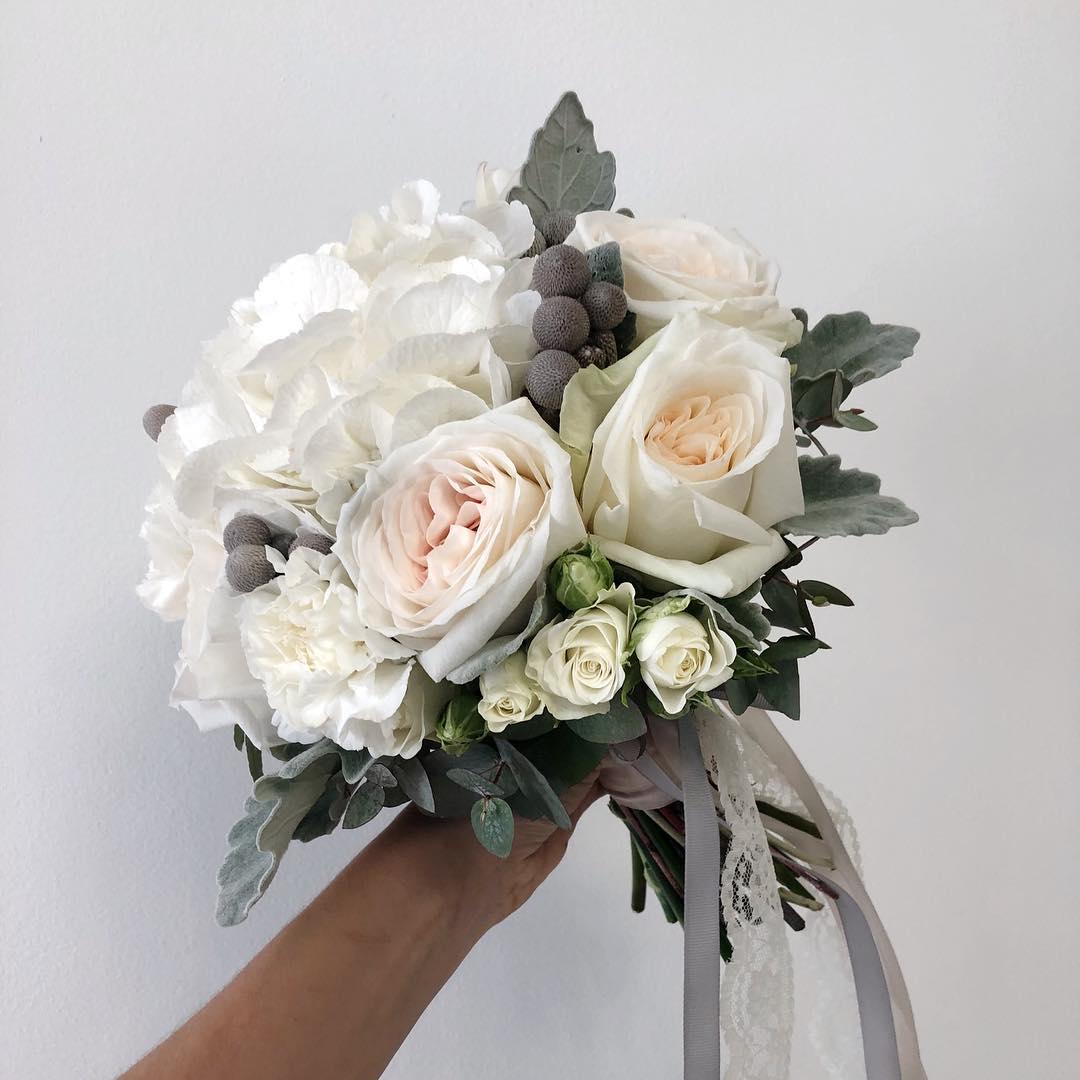 Букет невесты №33 фото 3