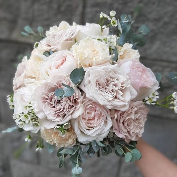 Букет невесты №46 фото 2